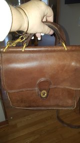 Vintage COACH PURSE!! REDUCED in Naperville, Illinois