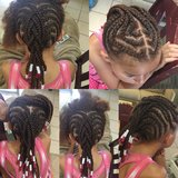 Kids braids $40 in Schofield Barracks, Hawaii