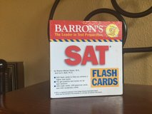 SAT flash cards in Houston, Texas
