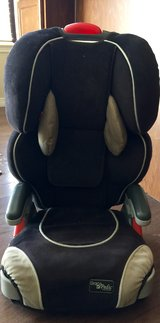 Graco High back Booster/ luxury foam- Used in Fort Carson, Colorado