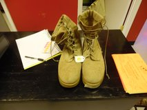 Tan boots Size 10 1/2 in Fort Campbell, Kentucky