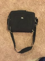 Black samsonite laptop computer bag/case in Batavia, Illinois