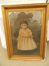 Antique Baby Picture in Camp Lejeune, North Carolina