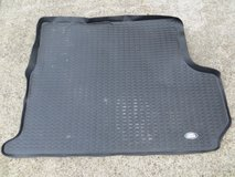 Full Set of Range Rover ('95-'02) Cargo Plastic Tray Liner Land Rover in Camp Lejeune, North Carolina