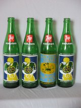 Notre Dame 7Up Commemorative Bottle set of 4 in Westmont, Illinois