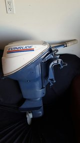 Evinrude 1969 9.5 hp Outboard Boat Motor in Fairfield, California