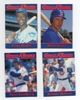 CHICAGO CUBS GREATS COLLECT-A-BOOKS LOT - BANKS, GRACE... in Chicago, Illinois