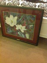 Magnolia framed art in MacDill AFB, FL