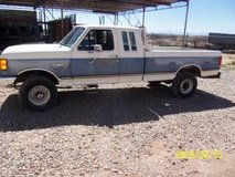 1990 Ford F250 Custom Extended Cab 106K Miles in Alamogordo, New Mexico