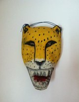 Handmade Mask in Chicago, Illinois