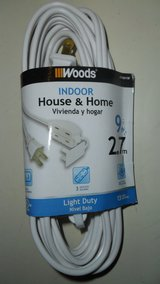 9 ft. woods indoor house and home extension cord in Fort Campbell, Kentucky