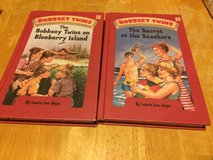 THE BOBBSEY TWINS classic edition books LOT in Yorkville, Illinois