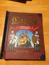 Castle: Medieval Days and Knights pop-up book by Robert Sabuda and Kyle Olmon in Oswego, Illinois