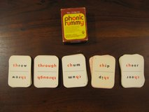 Phonic Rummy Game in Bartlett, Illinois