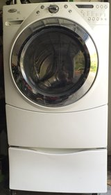 Whirlpool washer in Oceanside, California