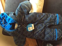 Columbia infant 3-6 month snowsuit in Chicago, Illinois