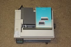 IBM Proprinter X24E in Tinley Park, Illinois
