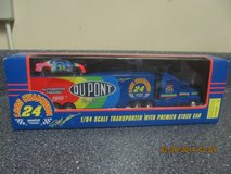 JEFF GORDON 1l64 DIECAST COLLECTIBLE NASCAR TRANSPORTERS in Warner Robins, Georgia