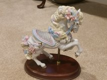 Lenox porcelain horse figure in Naperville, Illinois