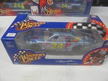 JEFF GORDON 124 SCALE DIECAST NASCAR COLLECTIBLES in Warner Robins, Georgia