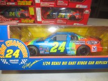 JEFF GORDON 1:24 SCALE DIECAST NASCAR COLLECTIBLE'S in Warner Robins, Georgia