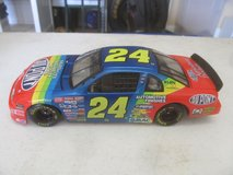 JEFF GORDON 1:24 SCALE NASCAR DIECAST COLLECTIBLES in Warner Robins, Georgia