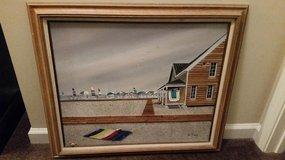 Beach Front Oil Painting Picture in Clarksville, Tennessee