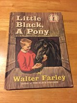 Vintage 1961 children's book Little Black, A Pony (SKU: G0394800214I5N10 in Chicago, Illinois
