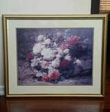 Floral Framed Print Art Decor in Joliet, Illinois
