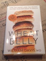 Wheat Belly Hardcover Book in Ramstein, Germany