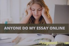 MyAssignmenthelp.com Fulfils The Students' Request of 'Do My Essay' in UK, USA & Australian in Los Angeles, California
