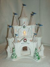 Dept. 56 - Snow Carnival Ice Palace in Naperville, Illinois