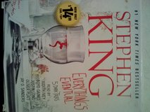 "Stephen Kings ""Everything's Eventual"" audio cd set in Alamogordo, New Mexico"