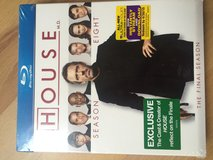 House Season 8 blu-ray in Baumholder, GE
