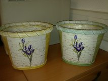 Baskets for Plants or Bathroom Items in Ramstein, Germany