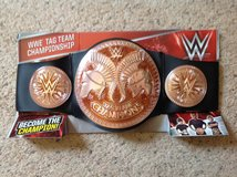 WWE Tag Team Title Belt in Camp Lejeune, North Carolina