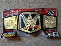 WWE Title Belt in Camp Lejeune, North Carolina