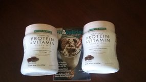 2- 1lb Jugs of Chocolate Protein Mix in Alamogordo, New Mexico