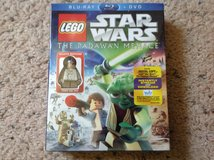 LEGO Star Wars Blu-Ray DVD Combo in Camp Lejeune, North Carolina