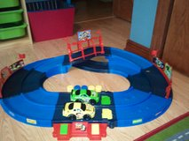 Shake and go racetrack (Toy Story) in Lockport, Illinois