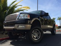 2004 Ford F150 Lariat Lifted in Camp Pendleton, California