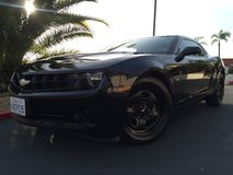 2012 Chevy Camaro Murdered Out in Camp Pendleton, California