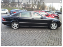 ****2001 Black S500 Mercedes Benz Reduced from $4000 to $3000****** in Schweinfurt, Germany