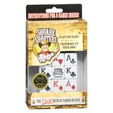 """New! """"Square Shooters"""" The first deck of cards on dice in Bartlett, Illinois"""