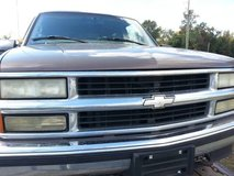 parting out 95-98 Chevy 4x4 Z71 in Cherry Point, North Carolina