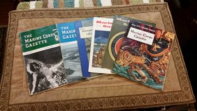 Old Marine Corps Gazette Magzines from 1943 - 1964 not complete sets in Camp Lejeune, North Carolina