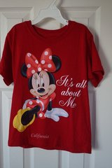 Girls Disney Minnie Mouse Shirt Size 5 in Naperville, Illinois