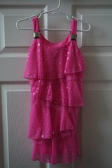 Girls Dressy Pink Top Size 5 in Naperville, Illinois