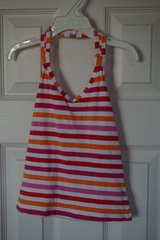 Girls Children's Place Striped Halter Size S 5-6 in Naperville, Illinois