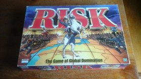 1993 Risk (board game ) in Morris, Illinois